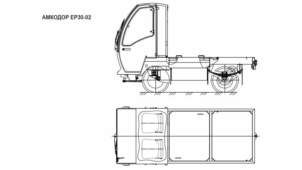Амкодор ЕР30-01
