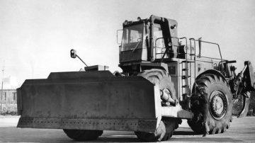 Бульдозер ДЗ-113 1981г.